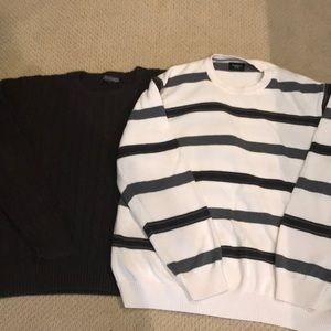 Men's sweaters. Two for one!!!